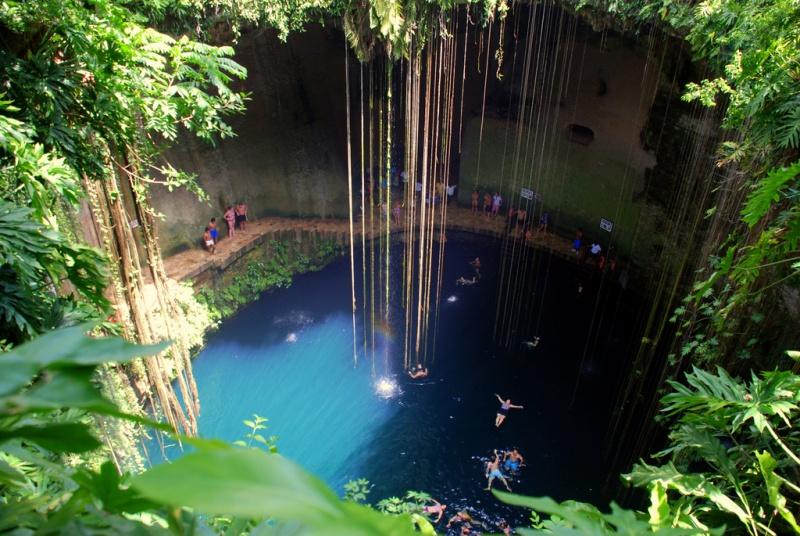 Messico-kil-cenote-